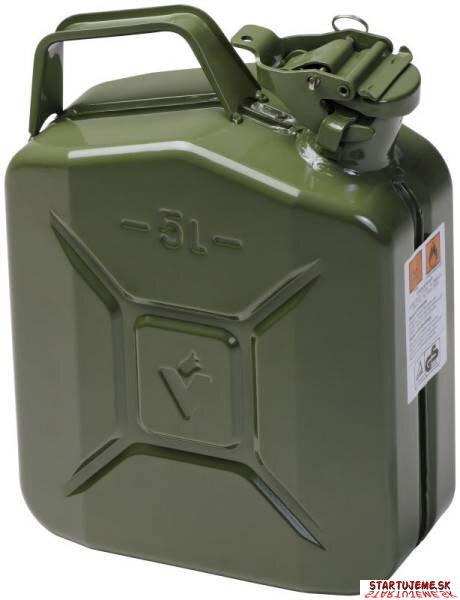 9b5be35e24729 Kanister na PHM - plechový - 5L