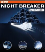 OSRAM Night Breaker UNLIMITED H4 -12V 6055W +110% autožiarovky, BOX