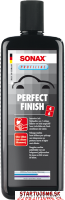 SONAX - Profi Perfect Finish , 1L