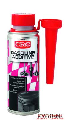 Aditívum do benzínu CRC 32031 - Gasoline Additive, 200ml