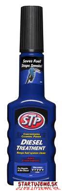 STP Diesel Treatment 200ml