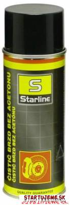 Čistič bŕzd STARLINE 300 ml