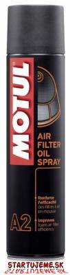 Olej na vzduch. filtre - MOTUL Air Filter Spray 400 ml