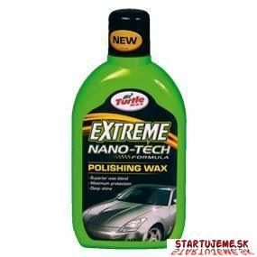 Turtle WAX - Extreme Nano - Autovosk s NANO Tech 500ml