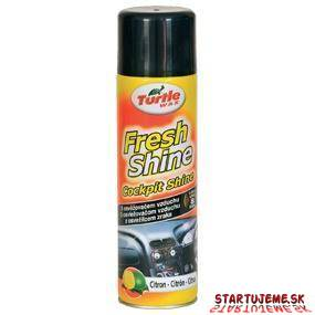 Turlte WAX - Fresh Shine Cockpit - Citrus, 500ml