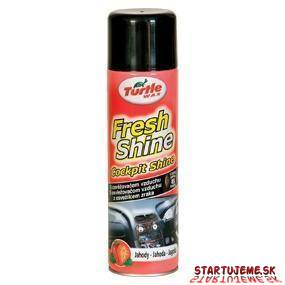 Turlte WAX - Fresh Shine Cockpit - Jahoda, 500ml
